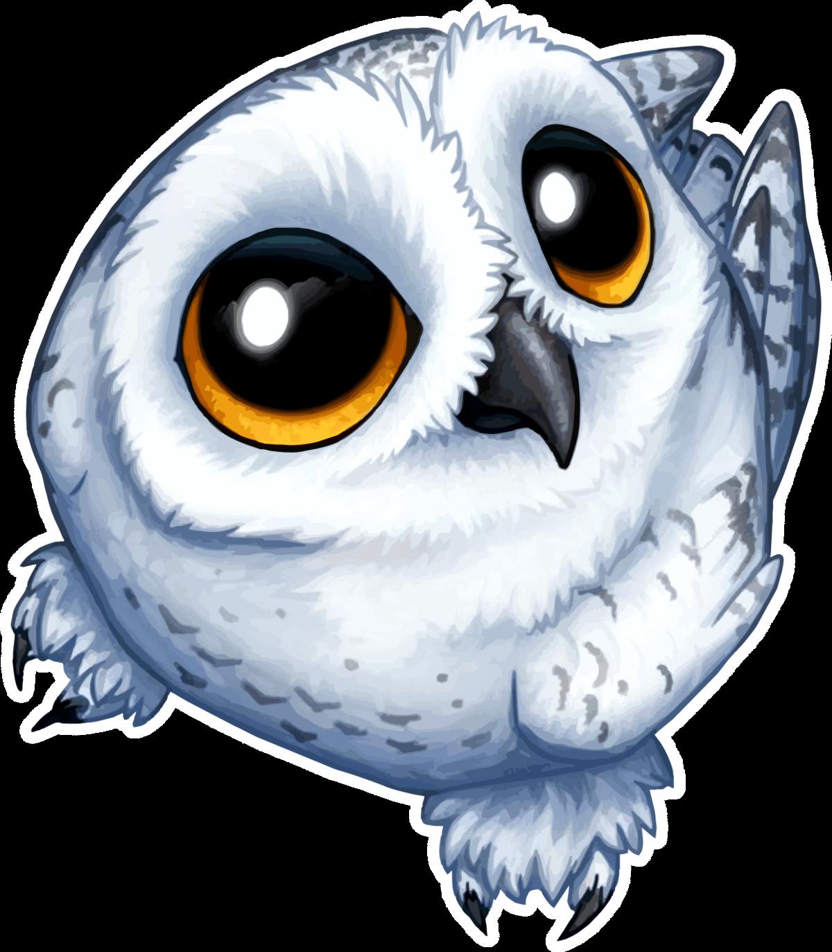 Картинки для срисовки совы милые