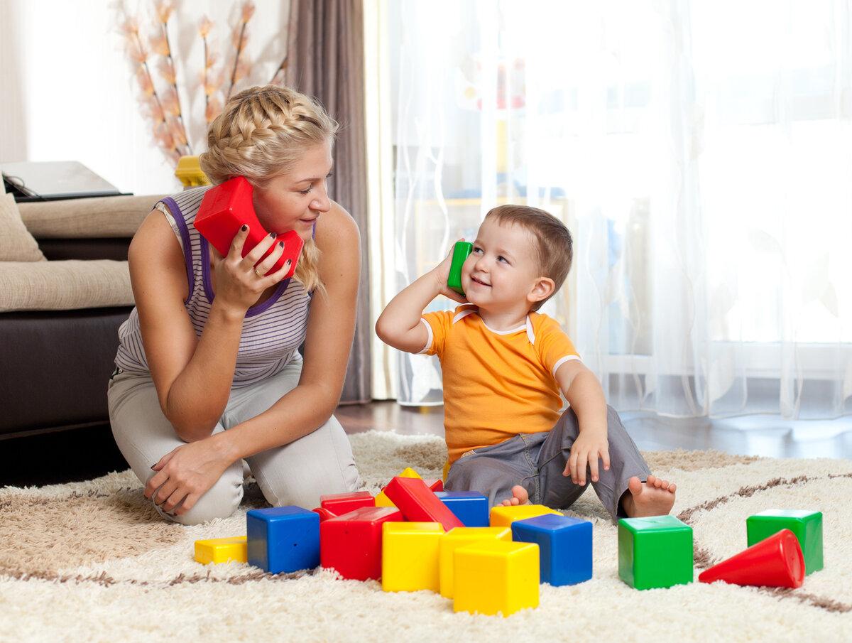 Игры с картинками с малышом