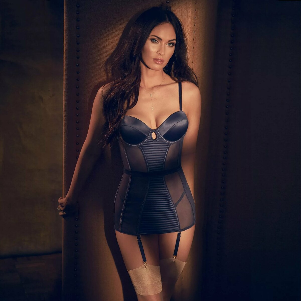 Sexy celebrity lingerie, all about anna sex scene