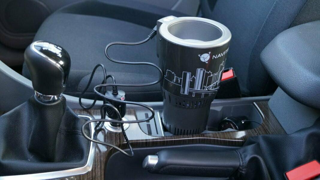 Автомобильный термо-подстаканник Smart Cup в Темиртау