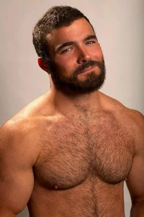 характер мужчины с волосатой грудью - 7