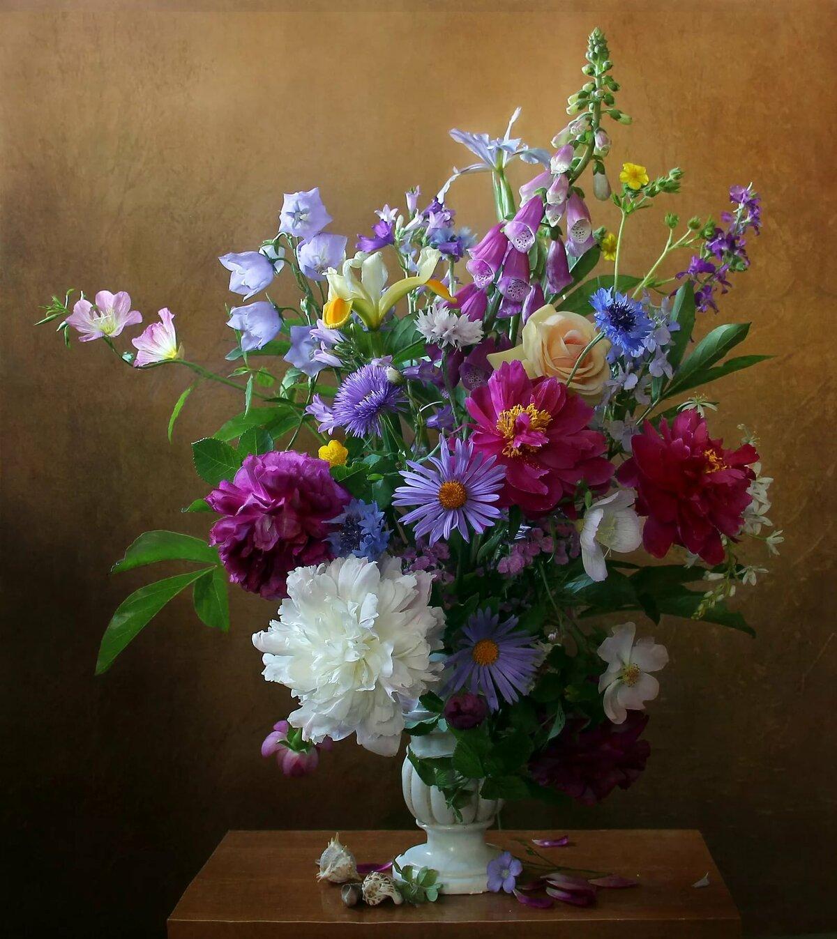 Полевые цветы букеты шедевры, хризантемы