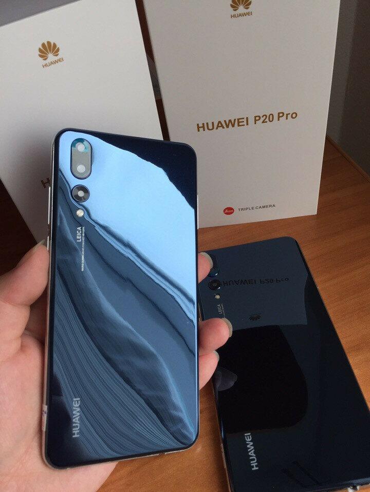 Копия Huawei P20 Pro в Октябрьске