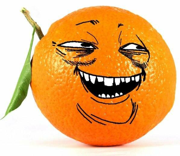 Апельсин прикольные картинки