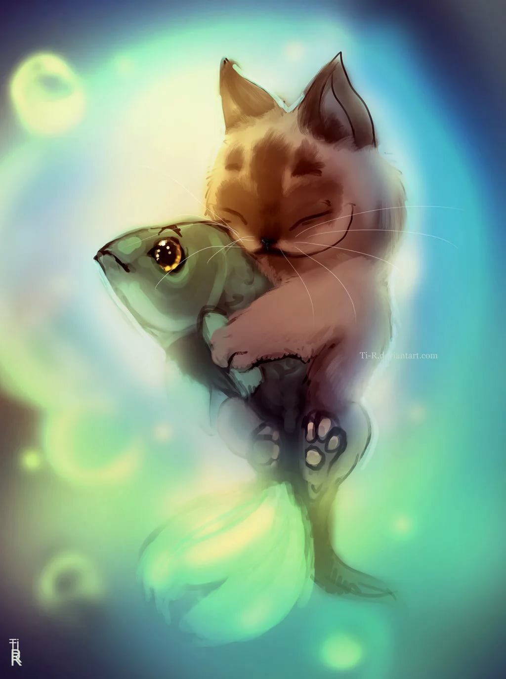 Картинки рыба моя любимая