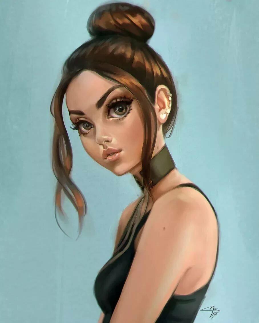 картинки рисунки красивые мультяшные также