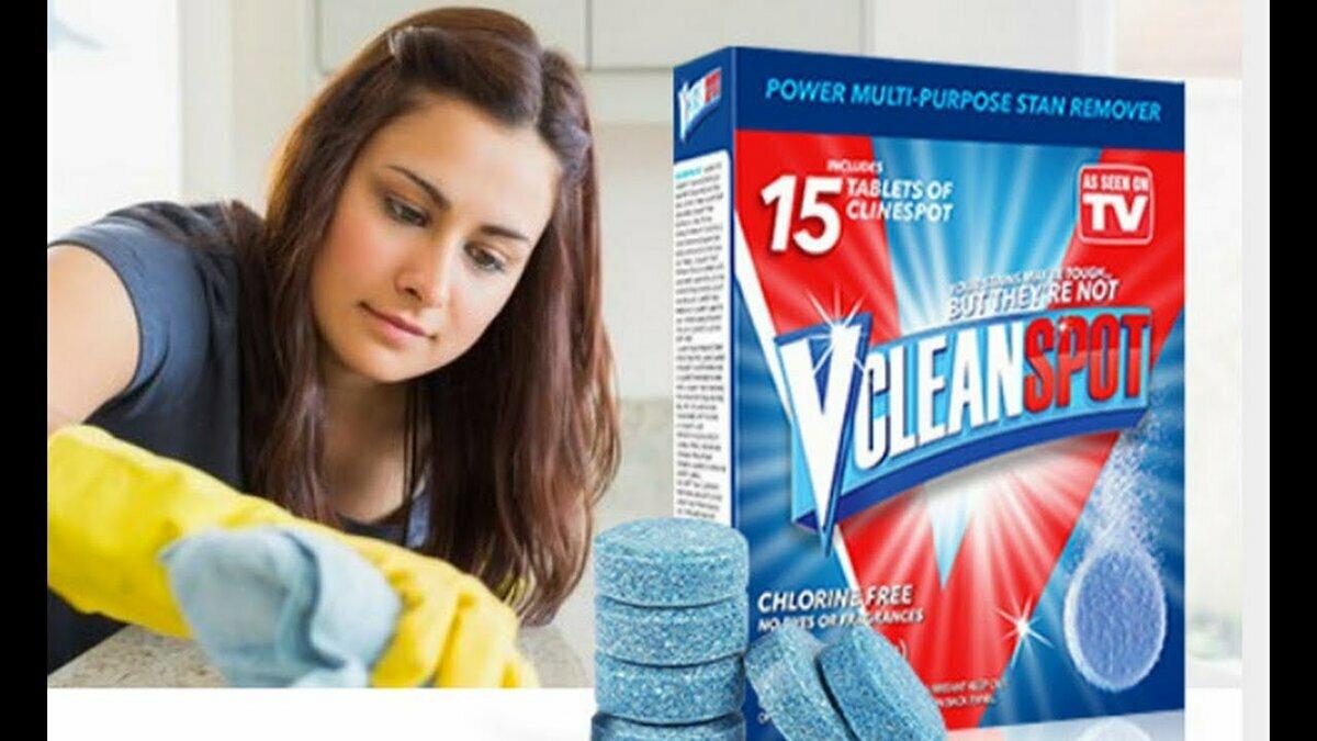 Чистящее Vclean Spot в Мытищах