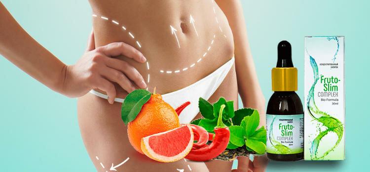 Fruto-Slim Complex для похудения в Сумах
