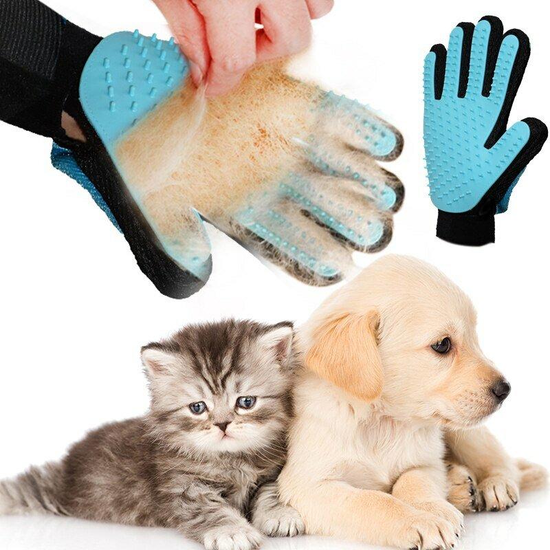 Перчатка для расчеcки шерсти животных в Коврове