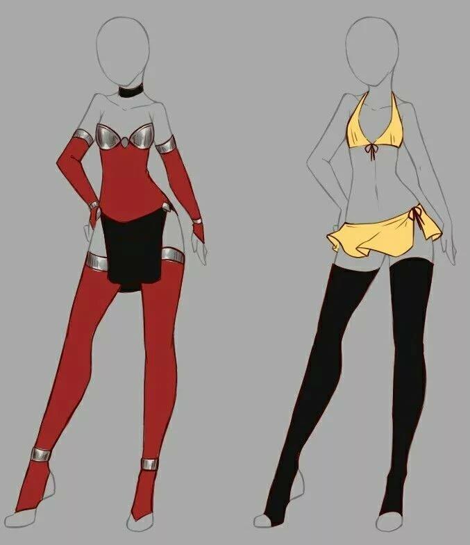 картинки манекены с одеждой рисунок мне подсказали правильно