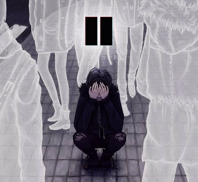 Картинки депресняк на аву