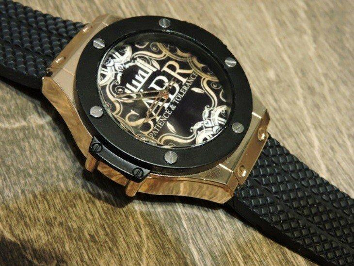 Часы SABR в Макушине