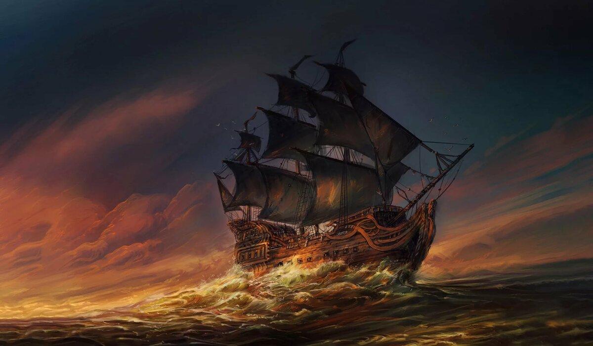 пока центробанк фотообои парусные корабли пиратов какой причине