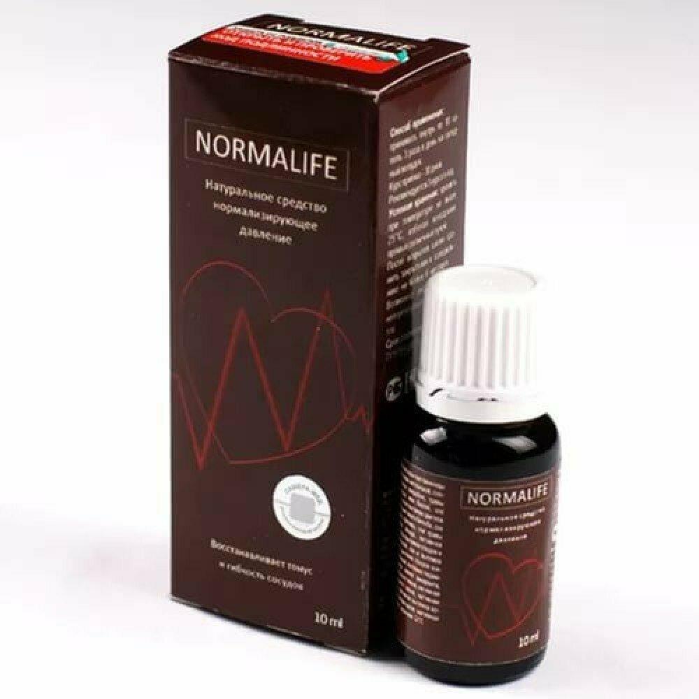 Normalife от гипертонии в Зыряновске