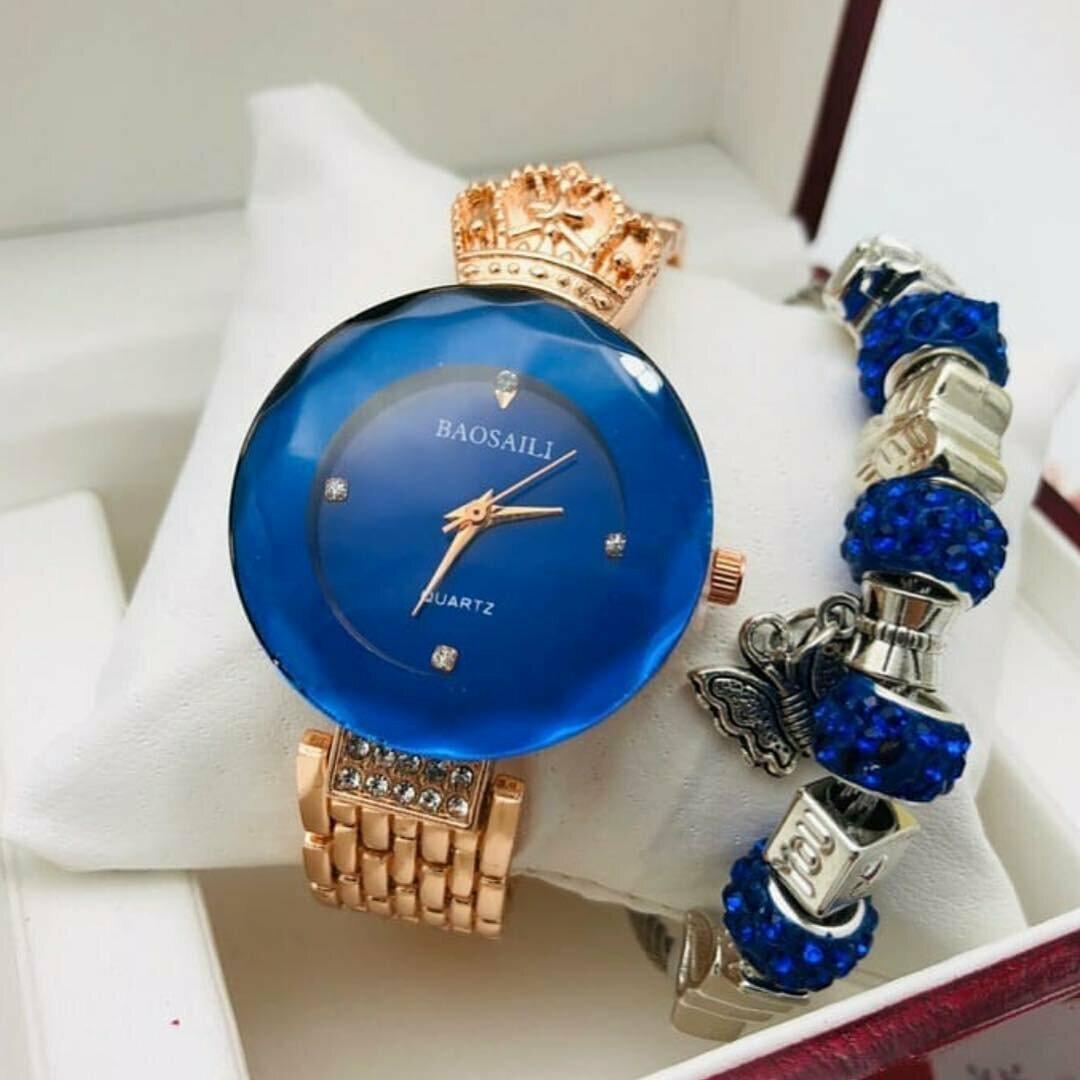 Часы Baosaili и браслет Pandora в подарок в Черкассах