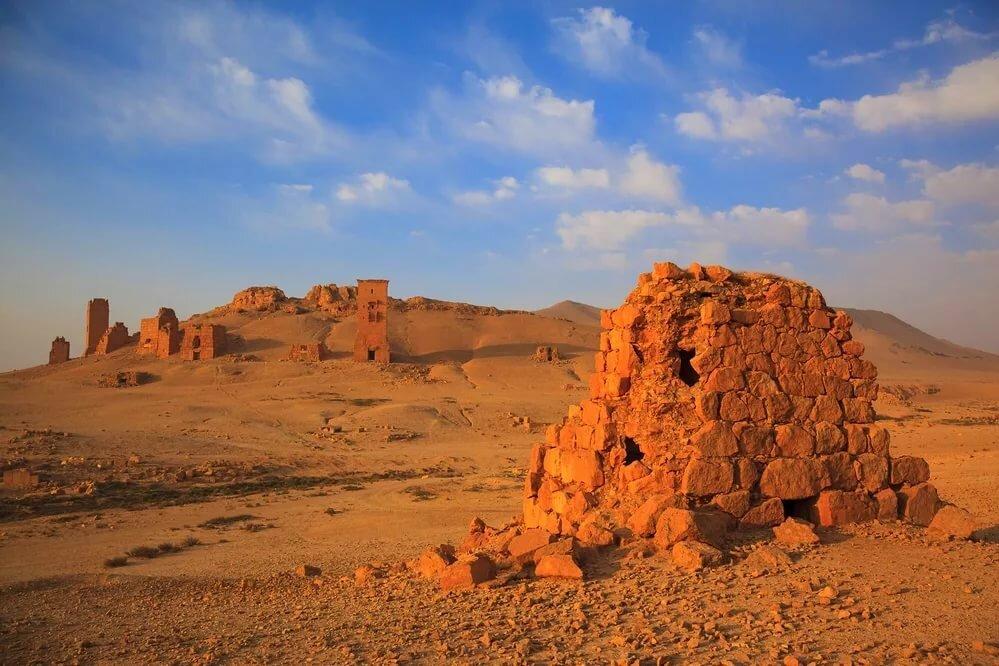 Картинки природы сирии