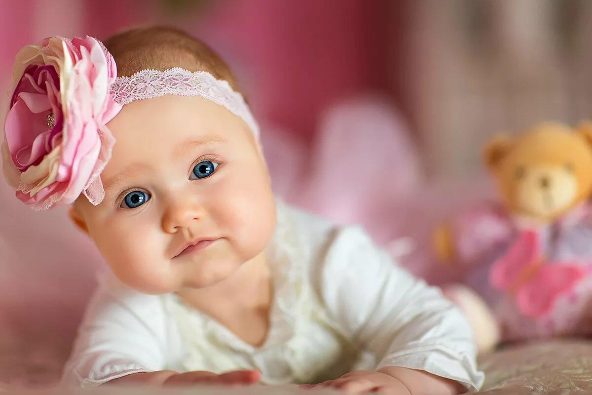 Картинка ребенка красивая