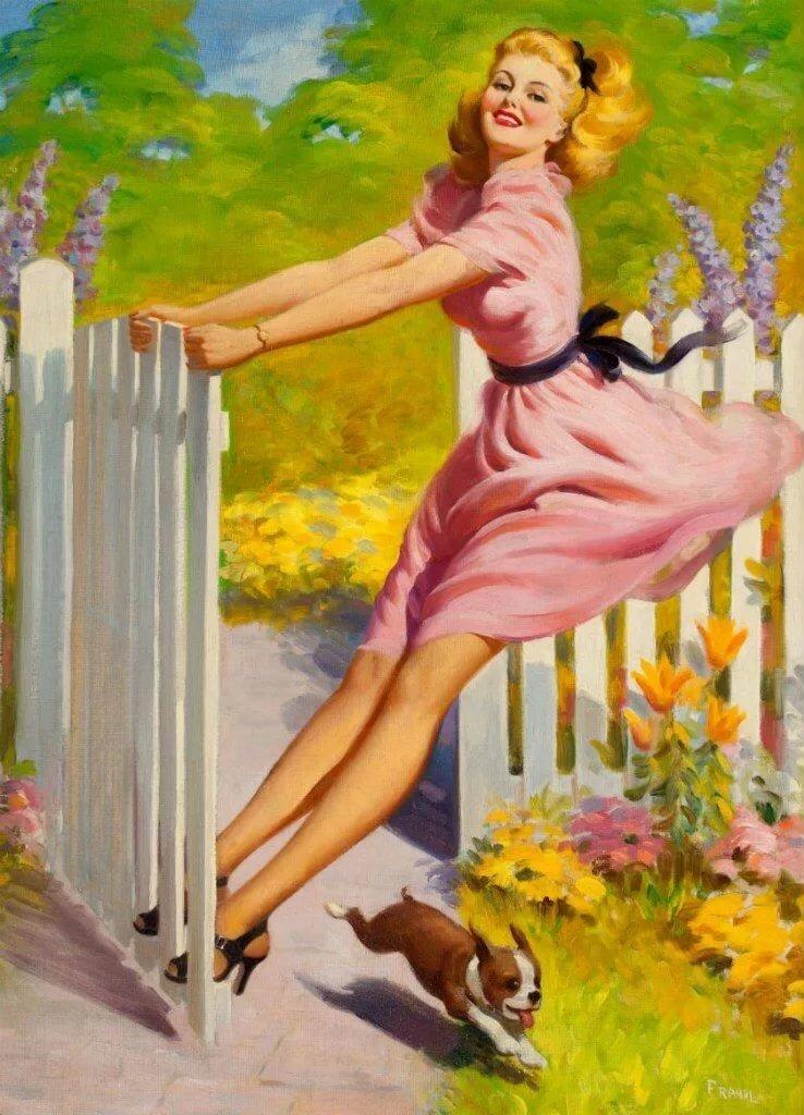 Надписью кто, смешные картинки про весну и девушек