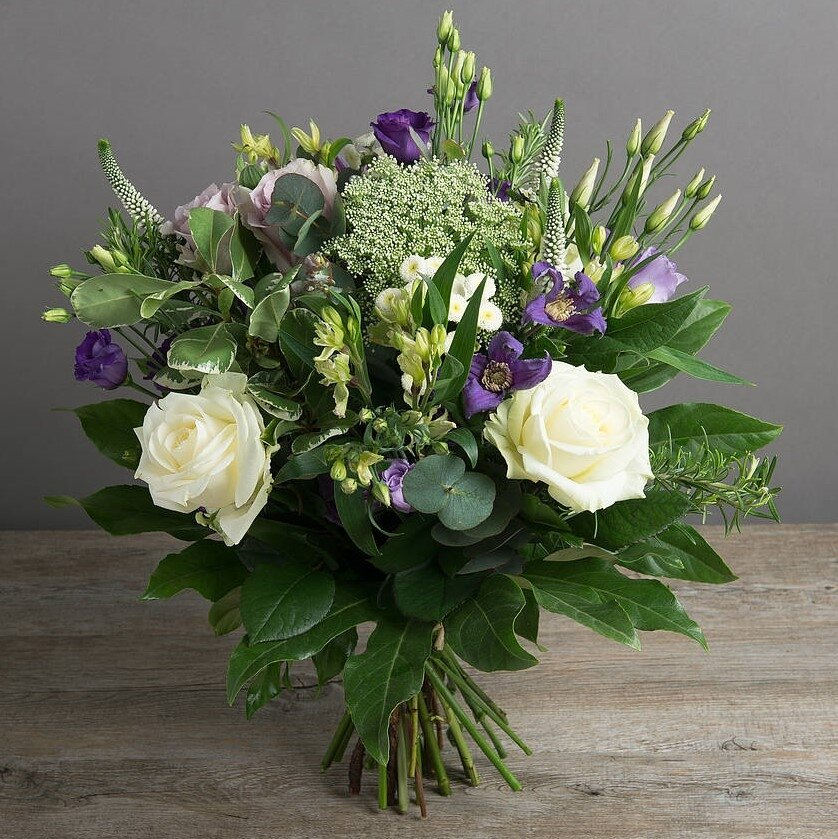 Букеты пр дворце №1, цветы оранжерее
