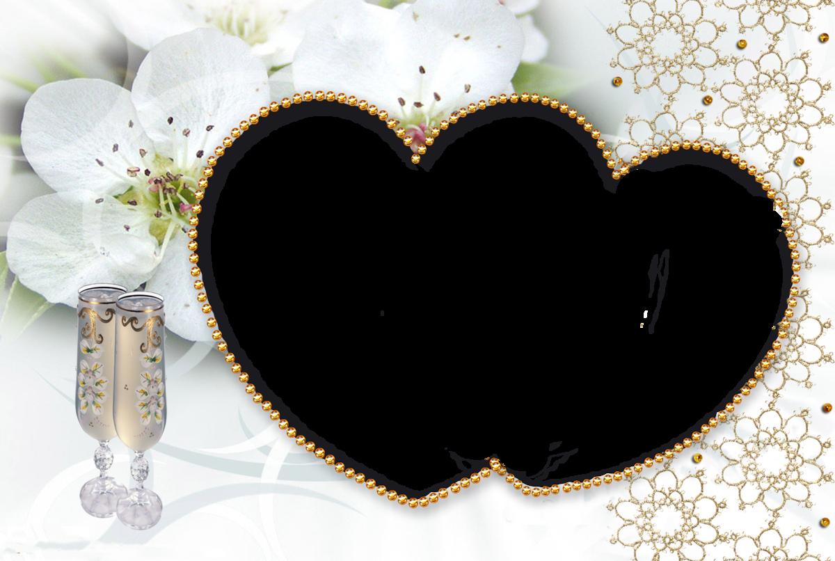 Картинки онлайн, свадебные открытки в фотошоп