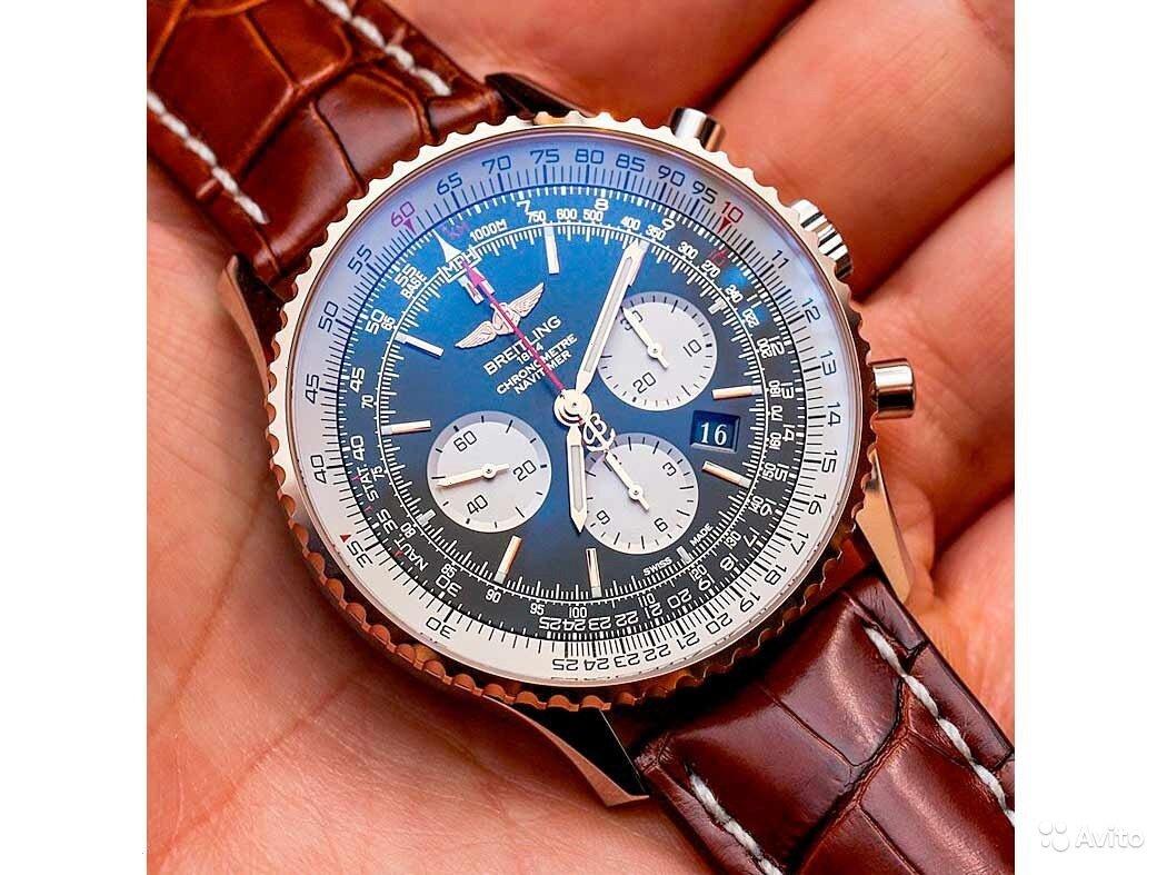 Часы Breitling Navitimer в Королёве