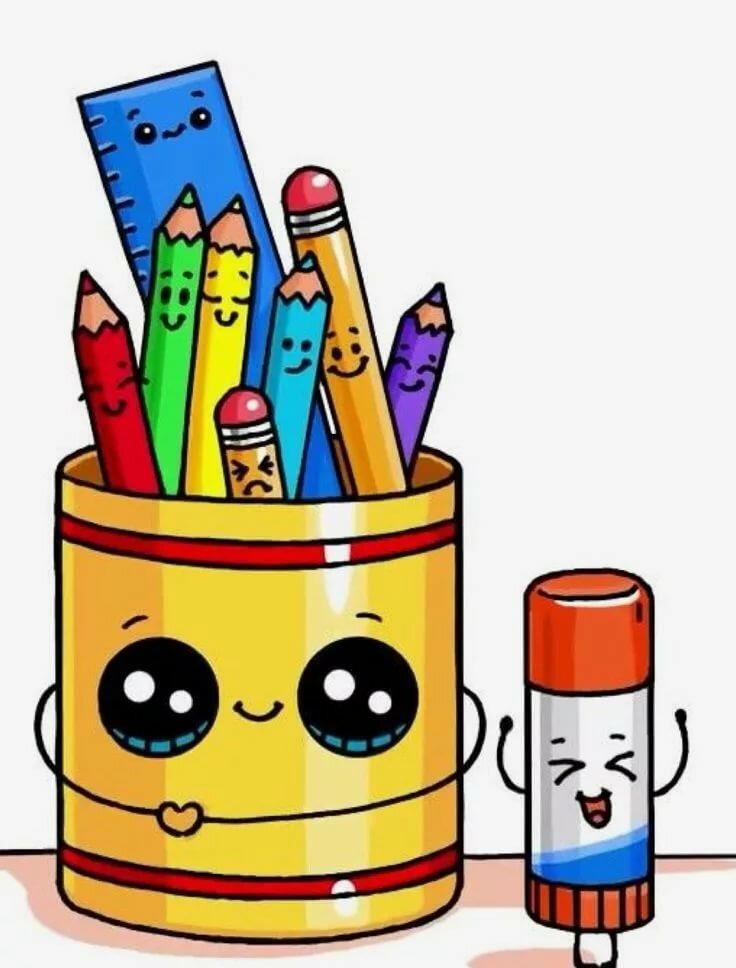 Сохрани картинки, прикольные картинки для срисовки для школы