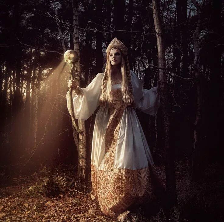 супруг картинки русские народные ведьмы сегодня