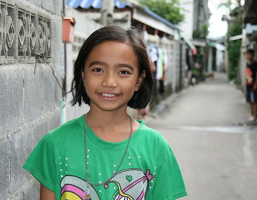 Petite philippines teen