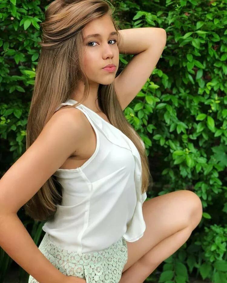 Nonude teen girls of russia