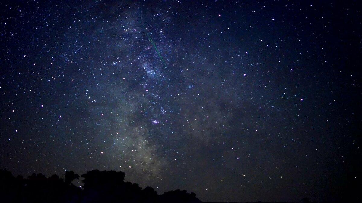 красивые обои на рабочий стол звездное небо мир торой части