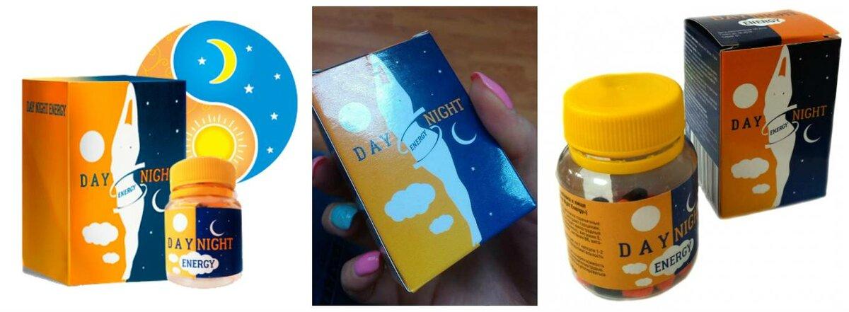 Day-Night Energy для похудения в Новороссийске