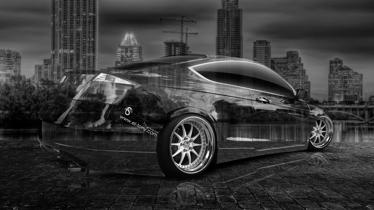 Delightful Honda Accord Coupe JDM Crystal City Car 2014