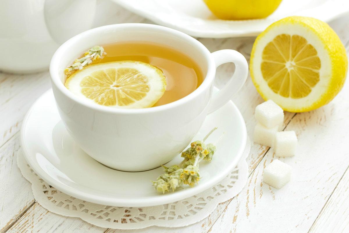 Картинки чая с лимоном, матами надписями где