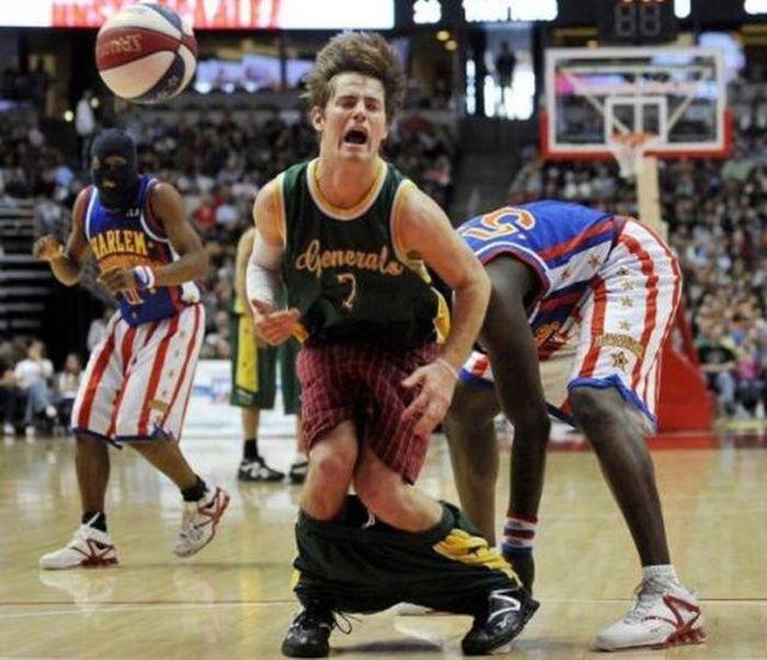 Смешные картинки из спорта