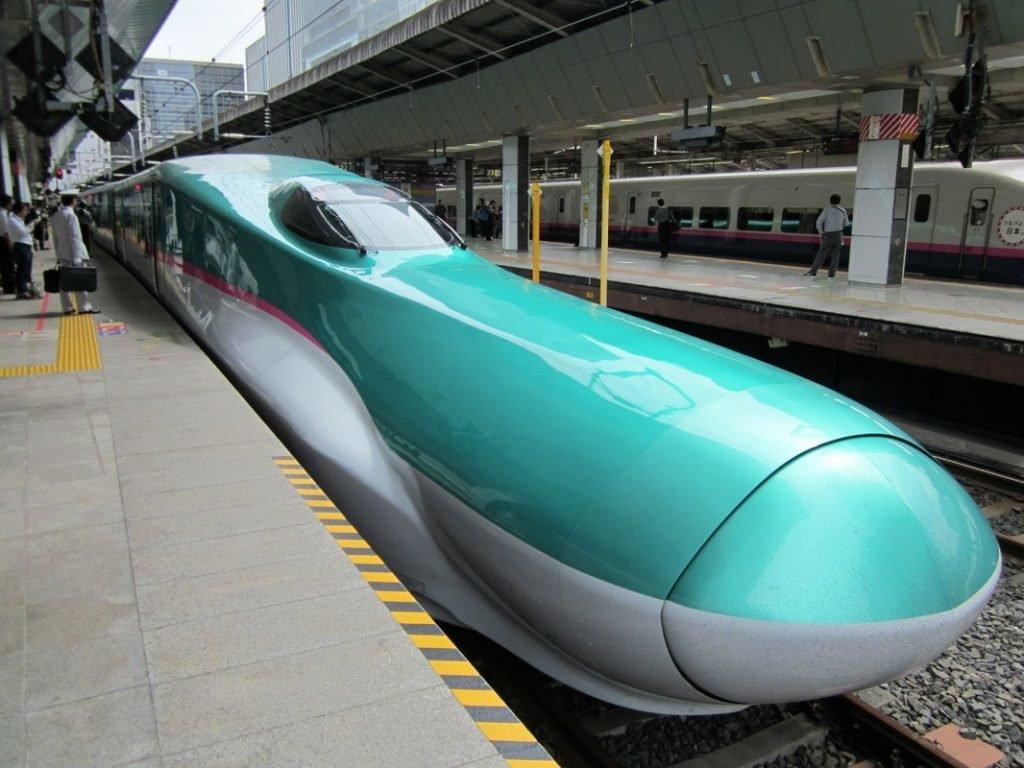 самые крутые поезда мира фото противном