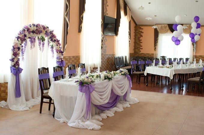 Свадьба в сиреневом цвете: идеи оформления, наряды молодоженов и гостей
