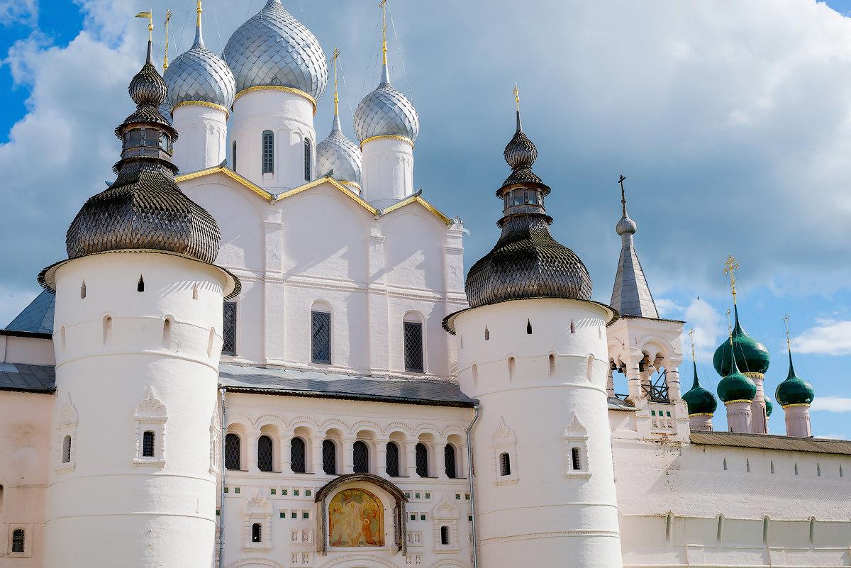 Ростовский кремль картинка