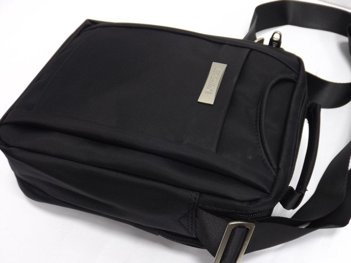 6c8ca3e1e727 Мужская текстильная городская сумка через плечо LEADHAKE Мужская текстильная  городская сумка через плечо LEADHAKE