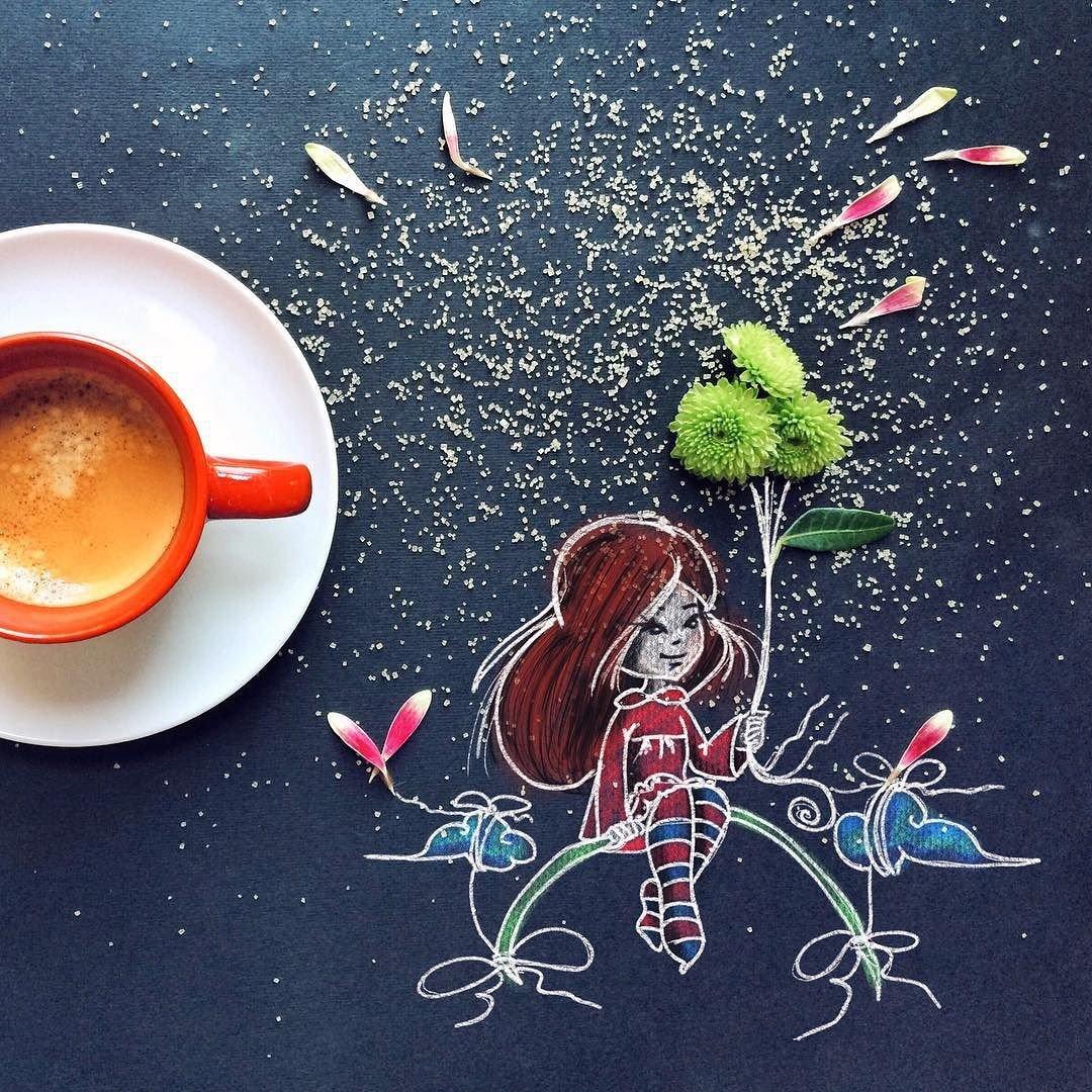 Картинки красивые оригинальные необычные доброе утро хорошего дня, открытки для племянницы