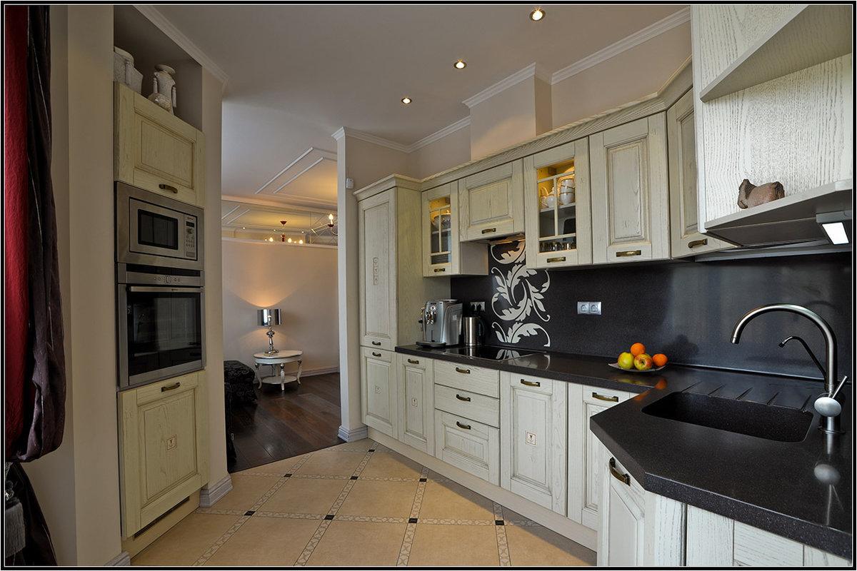 Кухни с подсветкой фото дизайн данном случае