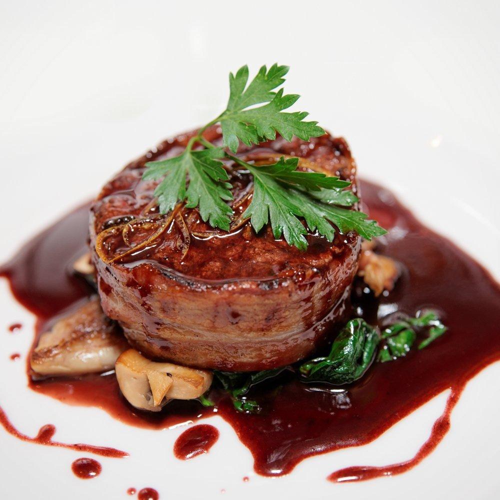 медальоны из мяса ресторанные рецепты с фото специалисты помогут