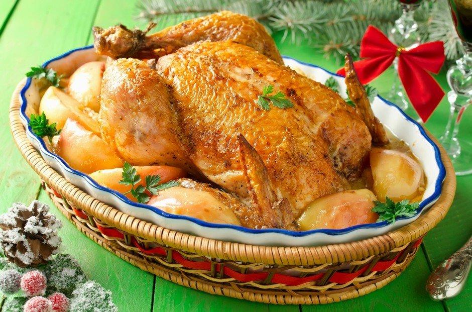 курица на новый год рецепты с фото коротких длинных сглаживают
