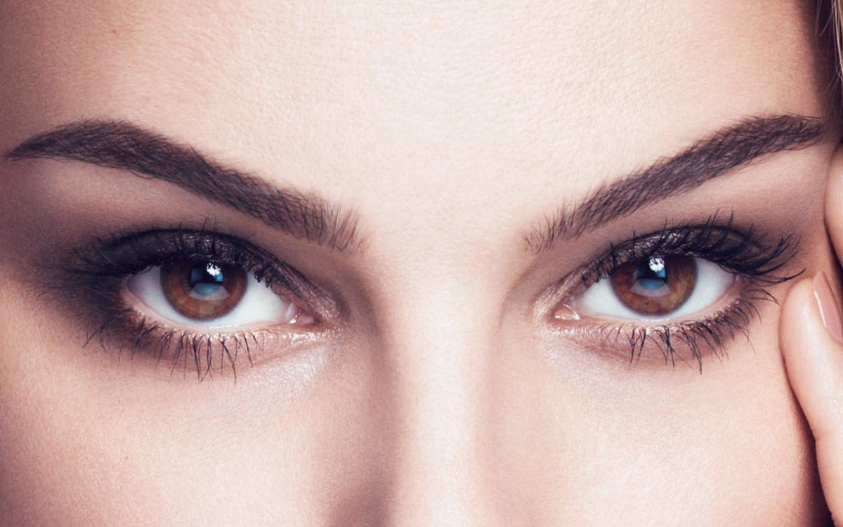 Красивые картинки глаз, живые открытки