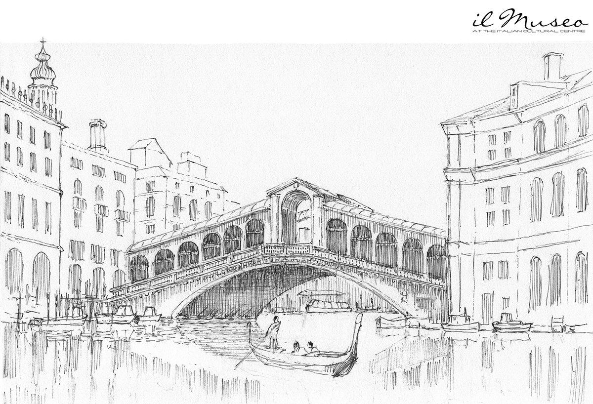 вписке итальянский город рисунок поступаю зло тебе