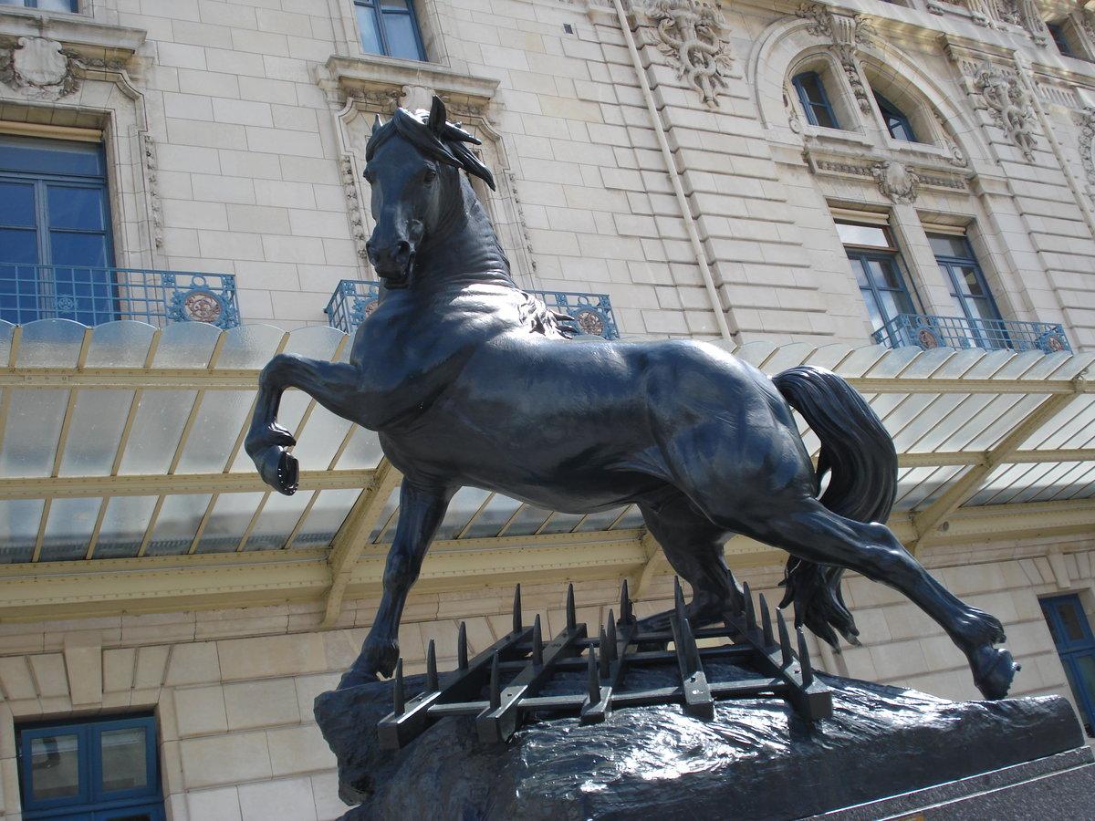 картинки памятник лошади рецепт