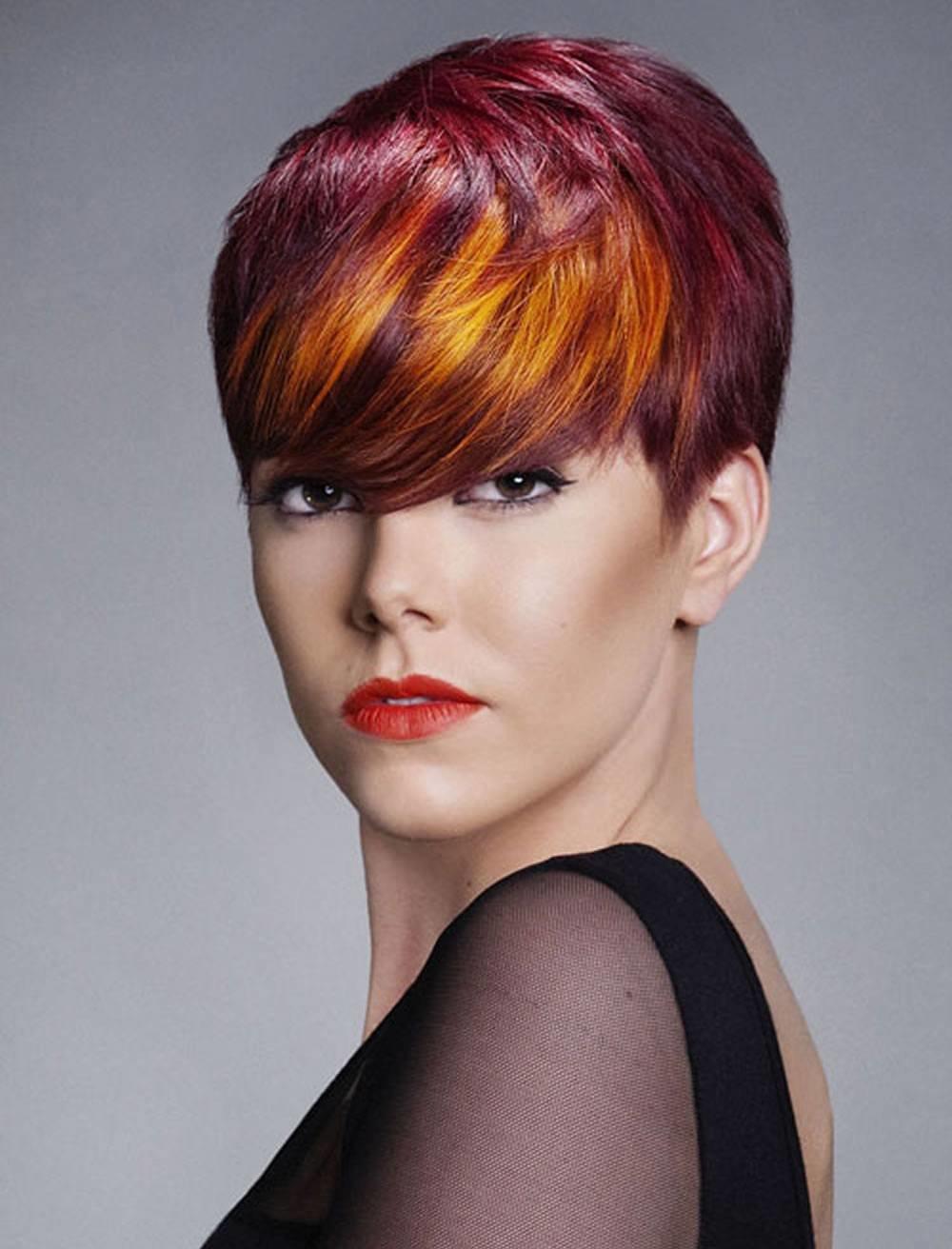 Красивое тонирование волос фото