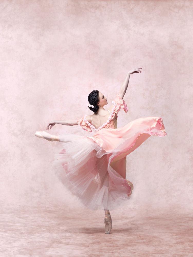 Красивые открытки с днем рождения балерина
