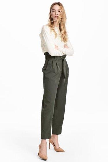 3249db206 39 карточек в коллекции «Женские брюки укороченные» пользователя ...