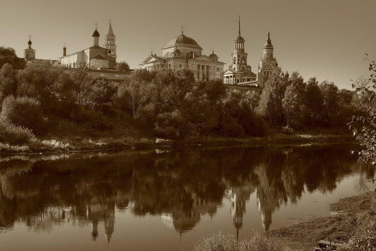 было борисоглебский монастырь торжок фото кружево одно наиболее