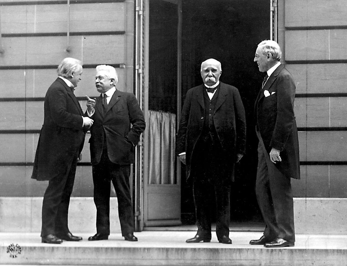 the united states at the paris peace conference The paris peace conference january 18, 1919 president wilson suggested a plan for peace, called the fourteen points plan part of the plan called for forming the league of nations to solve disagreements between countries by talking about the problems instead of fighting wars.